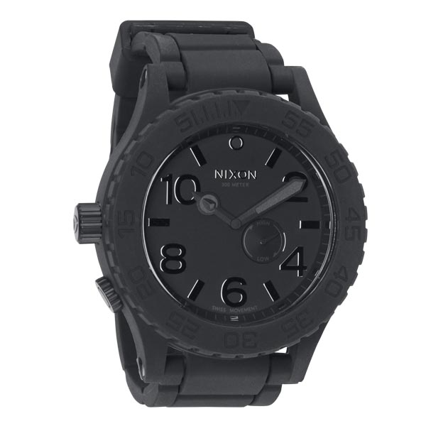 Nixon Rubber 51-30 Watch