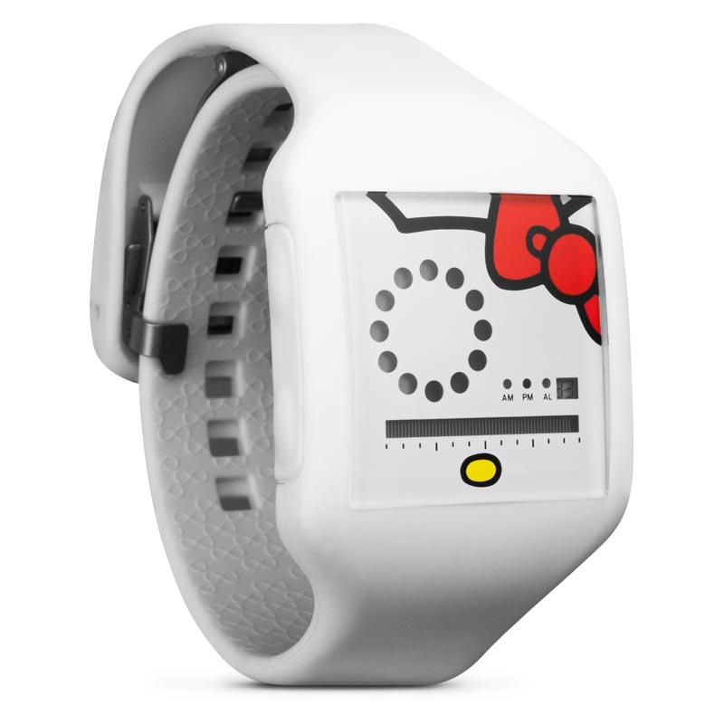 Nooka Hello Kitty Zub Zirc Digital Watch
