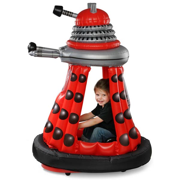 Ride-In Doctor Who Dalek