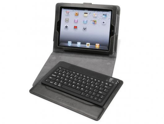 Scosche keyPAD p2 iPad 2 Keyboard Case