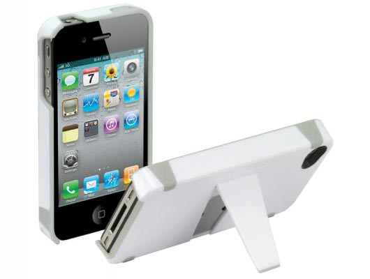 Scosche kickBACK g4 iPhone 4S Case