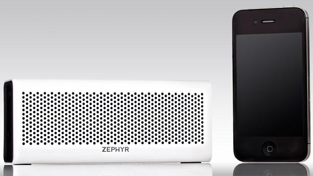 Spar Zephyr Portable Bluetooth Speaker