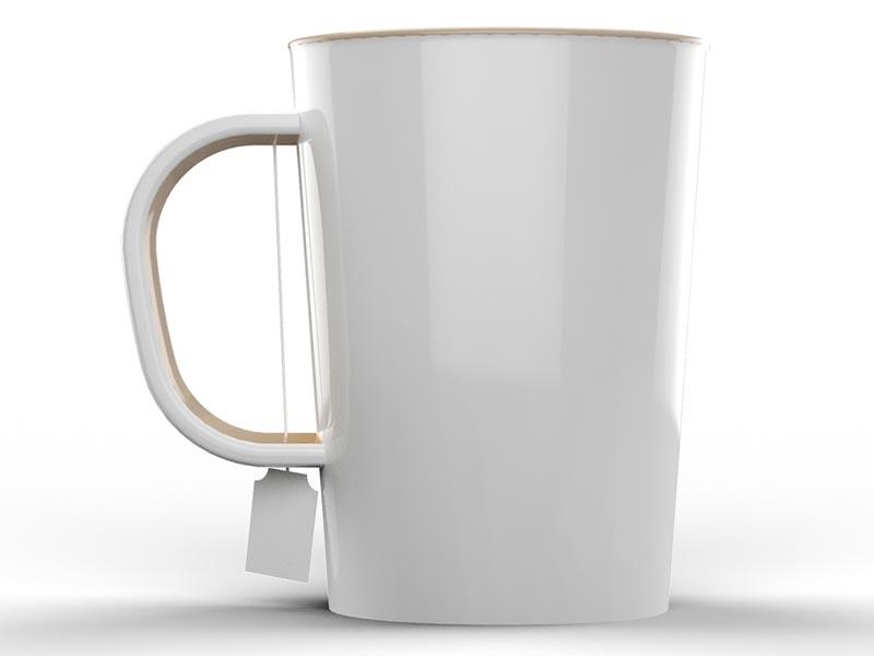 Oz Ceramic Travel Mug