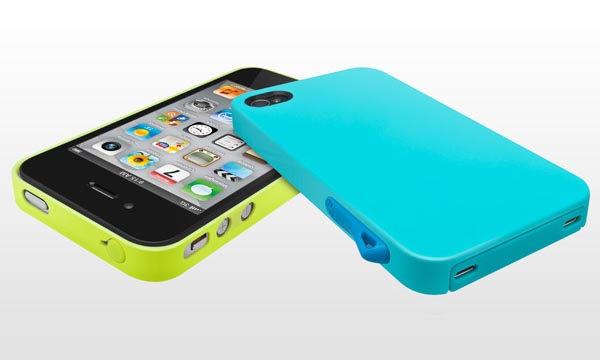 SwitchEasy Lanyard iPhone 4S Case