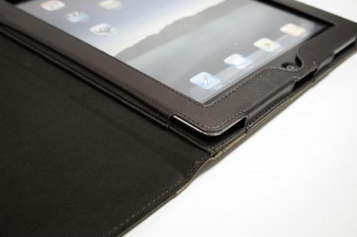 Tuff-Luv Saddleback Leather iPad 2 Case