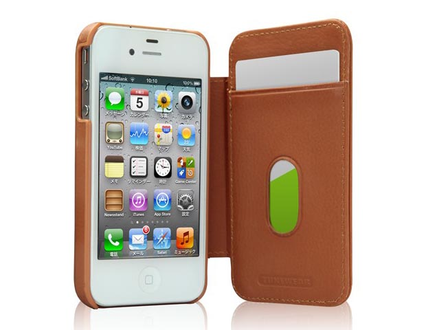 Tunewear TUNEFOLIO iPhone 4S Case