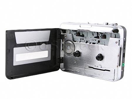 USB Cassette Capture and Player
