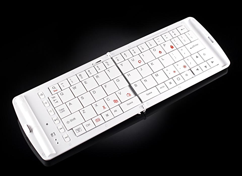 Verbatim Portable Bluetooth Keyboard