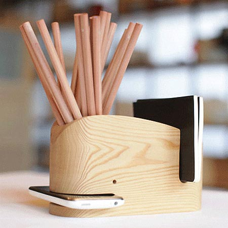 Hand Crafted Wooden Shelfing Units