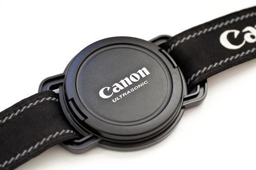 Camera Lens Cap Strap Holder