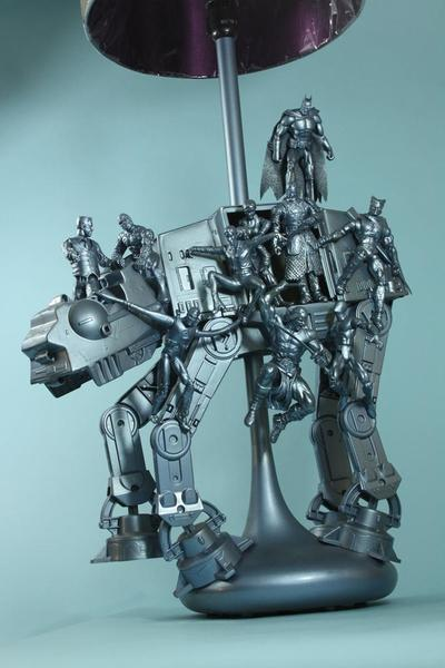 Star Wars AT-AT Table Lamp
