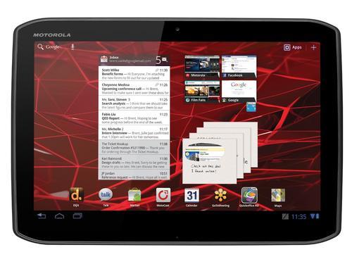 Motorola XOOM 2 and XOOM 2 Media Edition Android Tablets