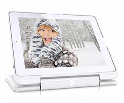 ClamCase White iPad 2 Keyboard Case