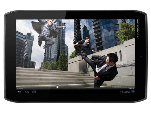 Motorola Xyboard Android Tablet Available for Preorder