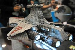 Awesome Star Wars Models in Shizuoka Hobby Show