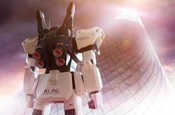 Ultimate Gundam Paper Craft