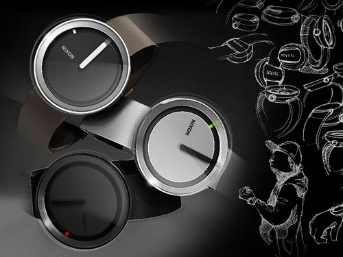 Nixon Minimalist Concept Watch