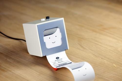 Little Printer A Social Network Based Portable Printer