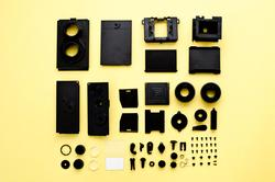DIY Twin Lens Camera Kit