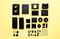 DIY Twin Lens Camera Kit