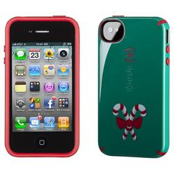 Speck Holiday CandyShell iPhone 4S Case