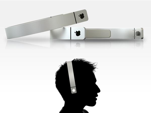 Apple Headphones Design Concept