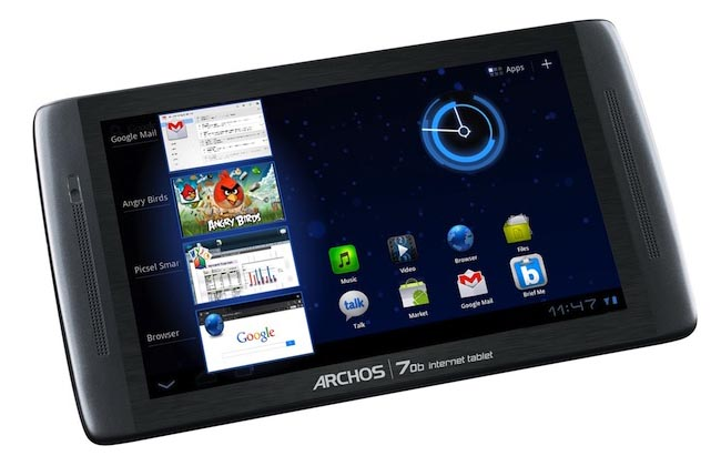 Archos 70b Android Tablet Announced