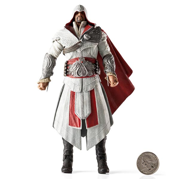 Assassin S Creed Ezio Action Figure Gadgetsin