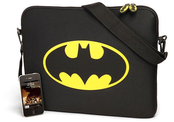 Batman Themed Laptop Bag | Gadgetsin