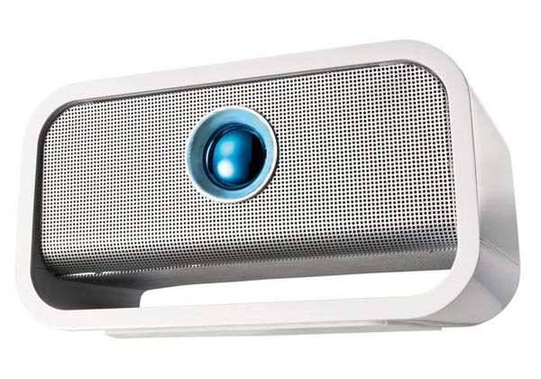 Big Blue Tabletop Wireless Bluetooth Speaker Gadgetsin