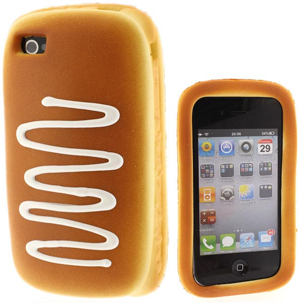 Bread iPhone 4 Case