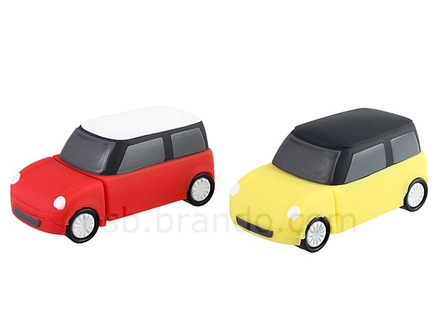 Car Shaped USB Flash DriveCar Shaped USB Flash Drive