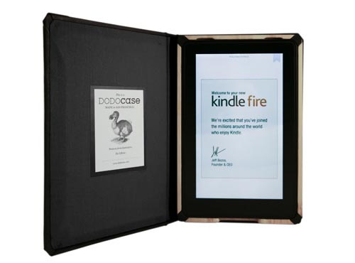 DODOcase Kindle Fire Case