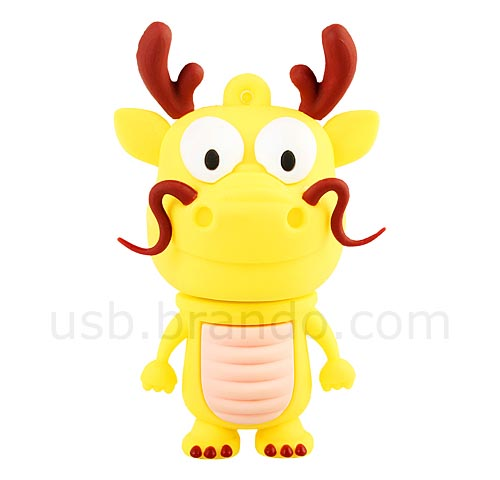 Dragon Shaped USB Flash Drive