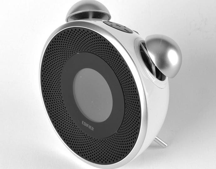 Edifier Tick Tock Alarm Clock Portable Speaker Collection