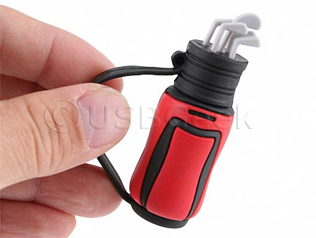 Golf Clubs USB Flash Drive