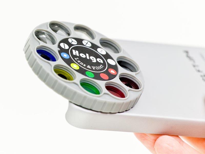 Holga iPhone Lens Kit