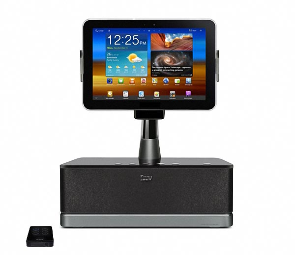 iLuv ArtStation Pro Enhanced Speaker System for Samsung Galaxy Tab Series