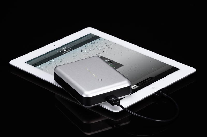 Just Mobile Gum Max Backup Battery for iPad