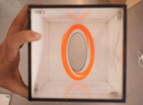 Make Your Own Portal Tissue Box