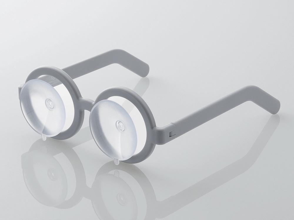 Megane Glasses Shaped Phone and Tablet Stands