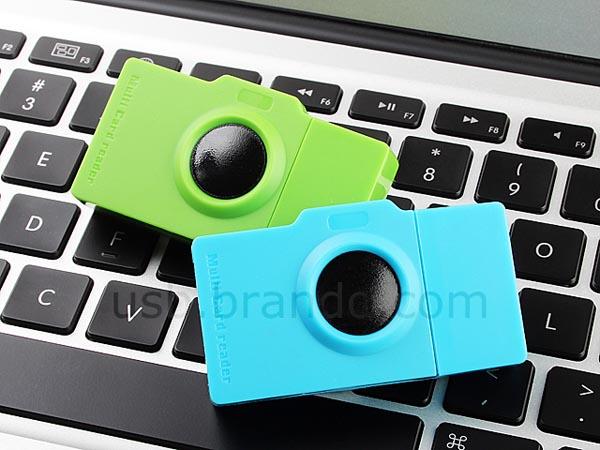 Mini Camera Styled Card Reader