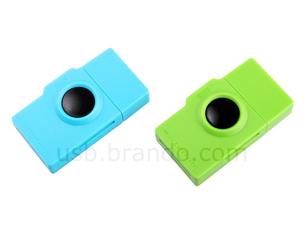 Mini Camera Styled Card Reader