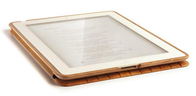 Miniot Wooden iPad 2 Case