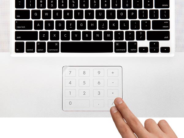 Number Pad Film for Laptop