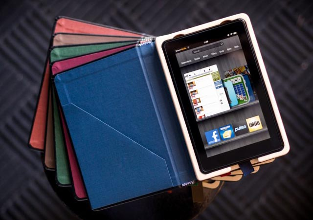 Pad&Quill Fire Keeper Kindle Fire Case