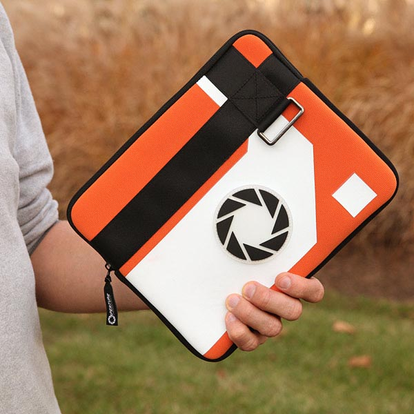 Portal 2 Aperture Laboratories iPad Sleeve