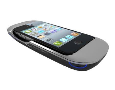 PowerSkin Gaming Battery Case for iPhone and iPod Touch
