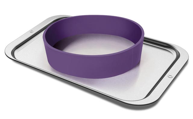 Flexible Silicone Cake Pan
