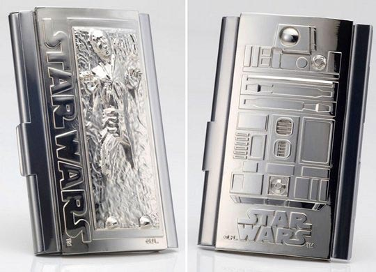 Star Wars Business Card Holder